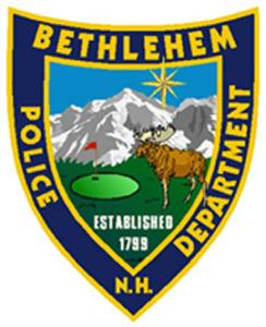 Bethlehem NH Police Badge