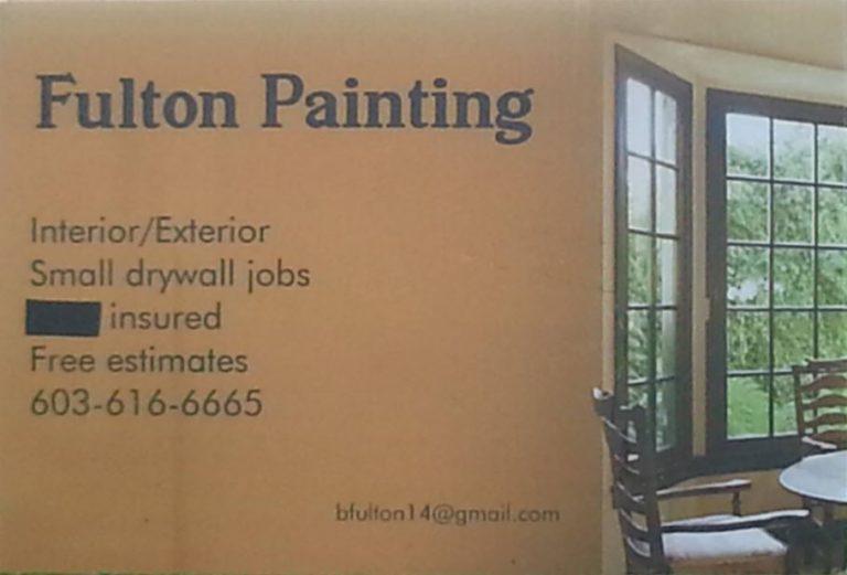 Fulton Painting
